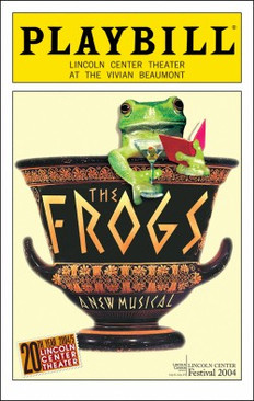 The Frogs, Vivian Beaumont Theatre