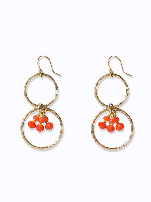 Ibo Earrings Zest