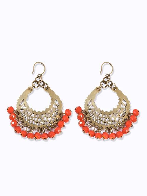 Marrakech Earrings Zest