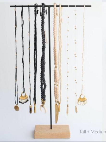 Tall Jewellery Stand