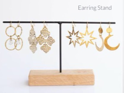 Short Jewellery Stand