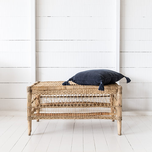 Malawi Traditional Open-weave Table