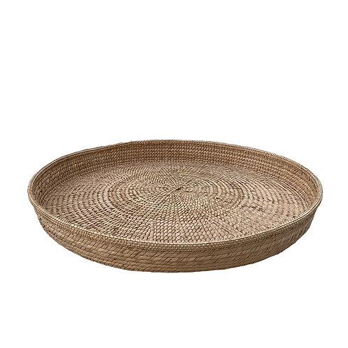 Round Fruit Tray