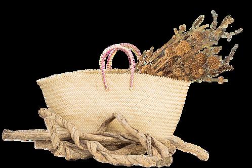 Woven Shopper / Beach Bag
