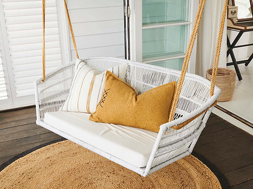 Malawi Traditional 2-seater Hanging Chair