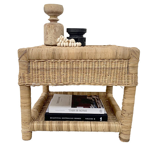 Malawi Classic Bedside Table