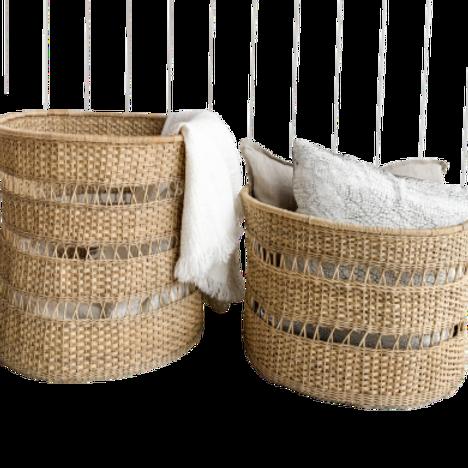 Traditional Planter Basket