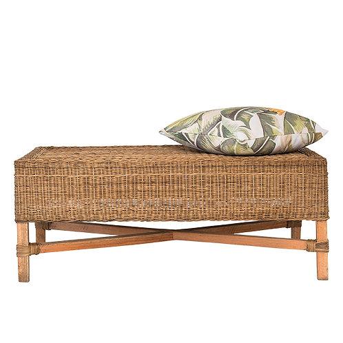 Malawi Classic Rectangular Bench