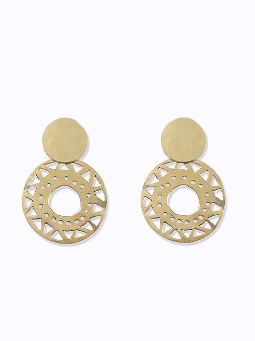 Pharoah Earrings