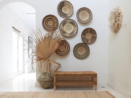 How to create a Binga Basket Wall