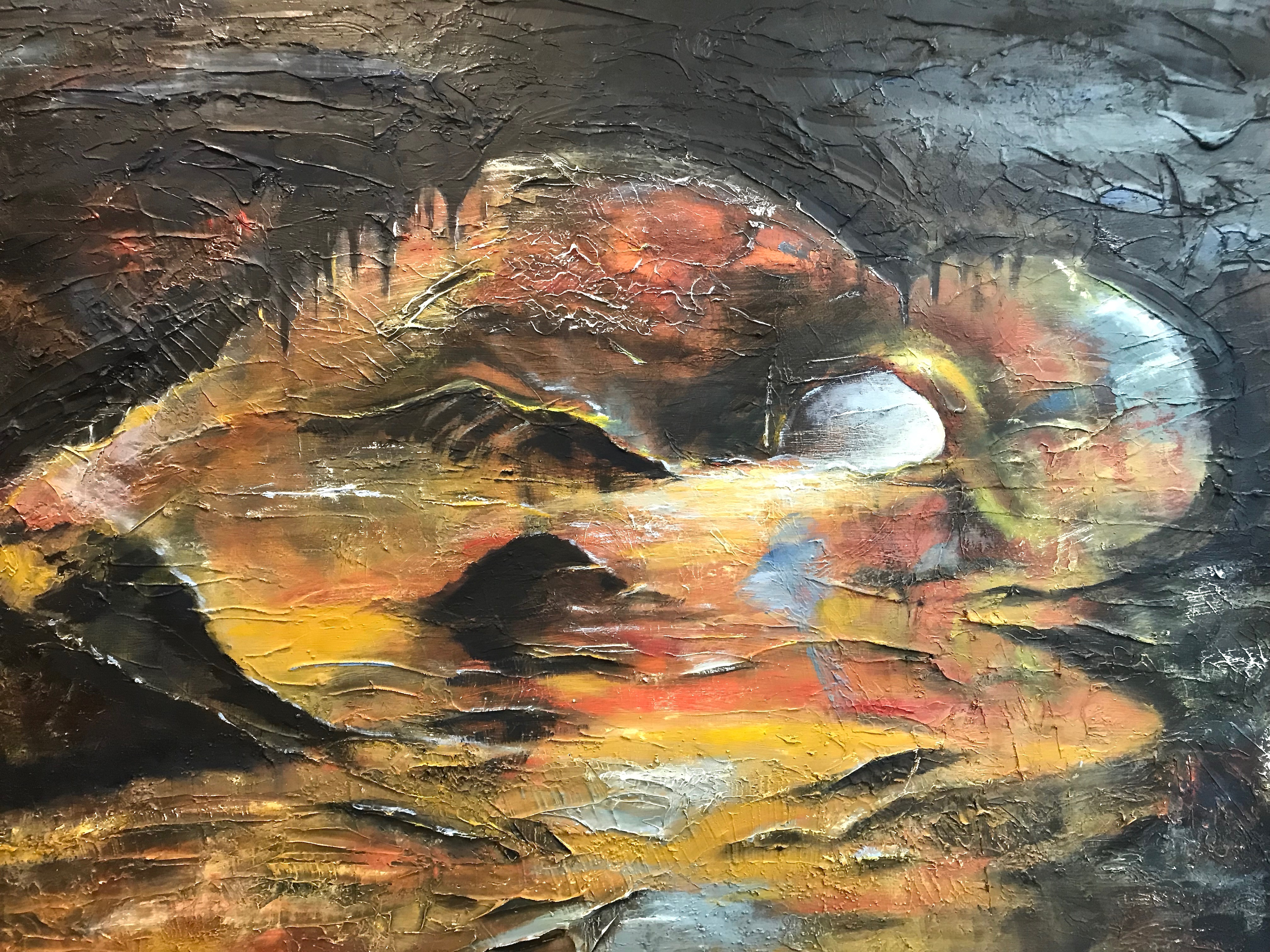 Niaux cave