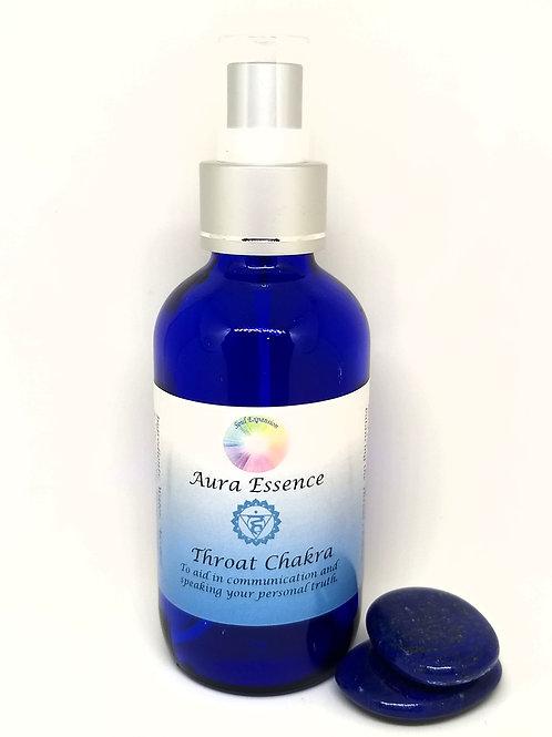 Throat Chakra Aura Spray