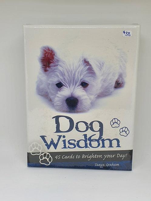 Dog Wisdom card pack