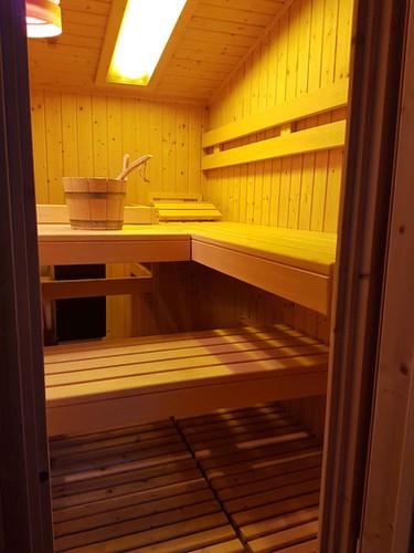 Sauna Finalndese, Royal Azzurra