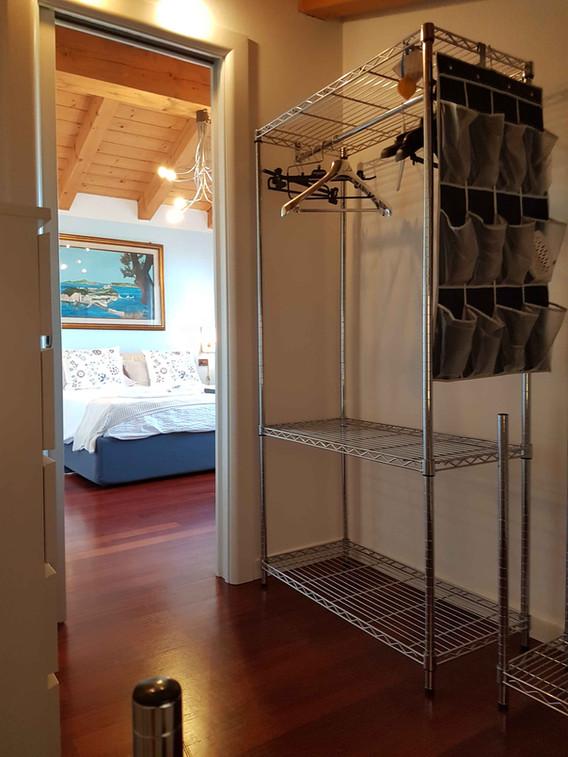 Cabina armadio Royal Azzurra