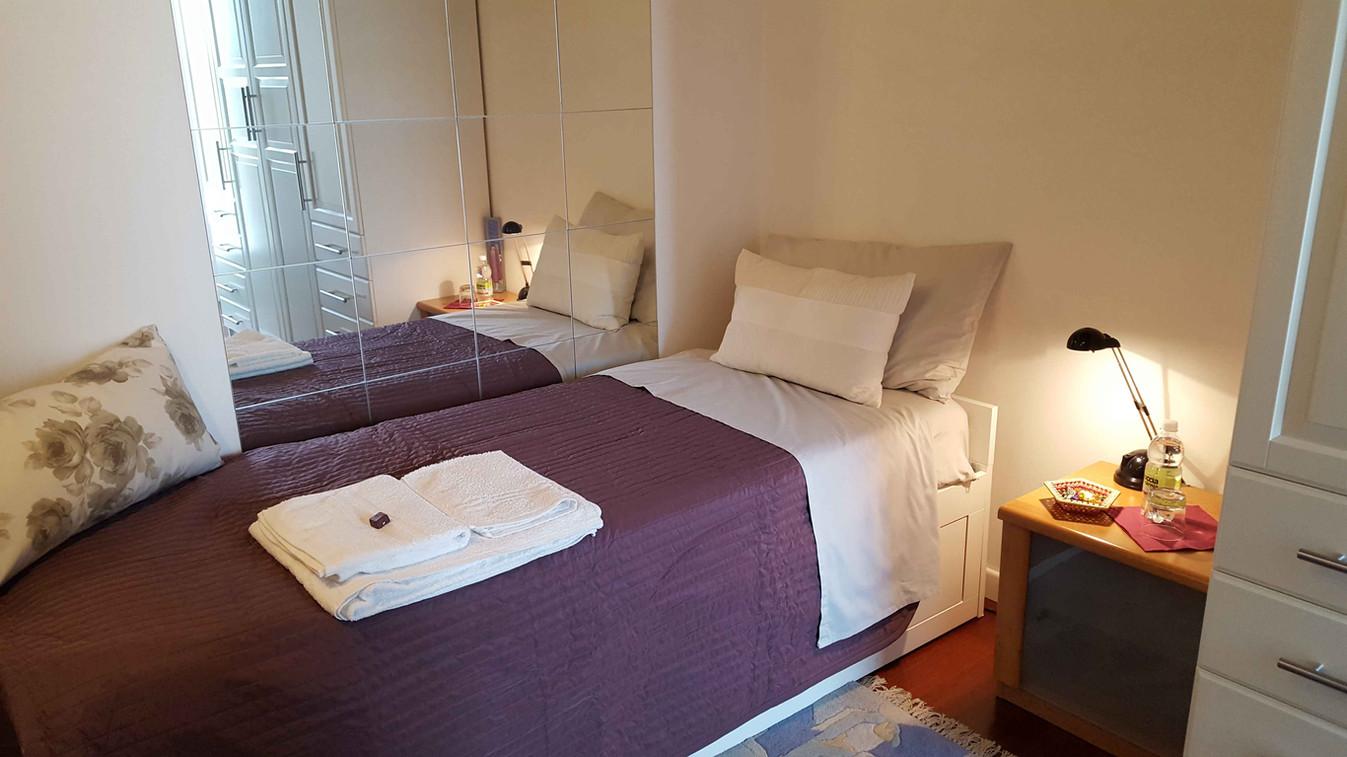 Suite Violetta, stanza letto singolo