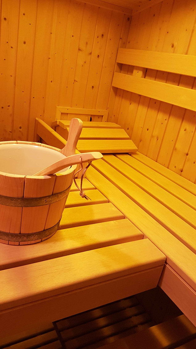 Secchio di legno per loyli