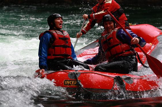 Rafting - Bottom Hole - Kaituna River.JPG
