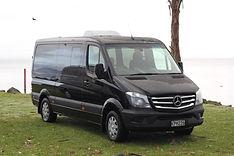 Mercedes Sprinter front