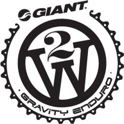 Giant 2W Gravity Enduro Logo