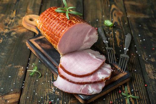 83. Bacon fumée 120g : 29€65/Kg