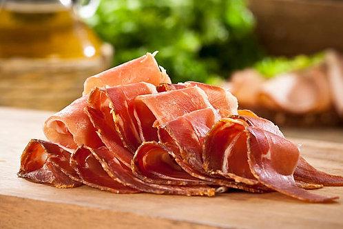 75. Noix de jambon sec 200g ; 34€50/Kg