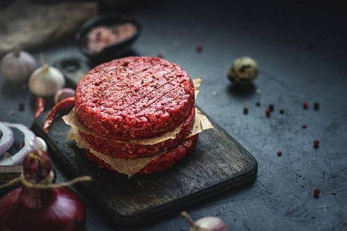 Steaks hachés AU COUTEAU 5%, 2x140g, 21€10/Kg