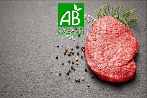 Steak 1ère  BIO   1/2Kg