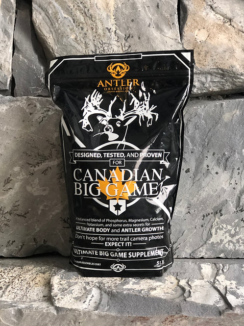 Ultimate Big Game Supplement