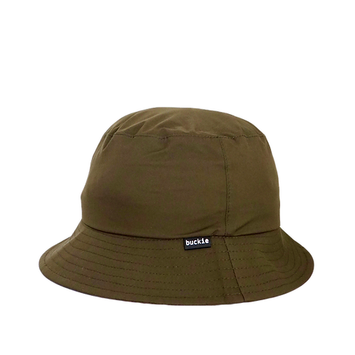 waterproof bucket hat - misty green