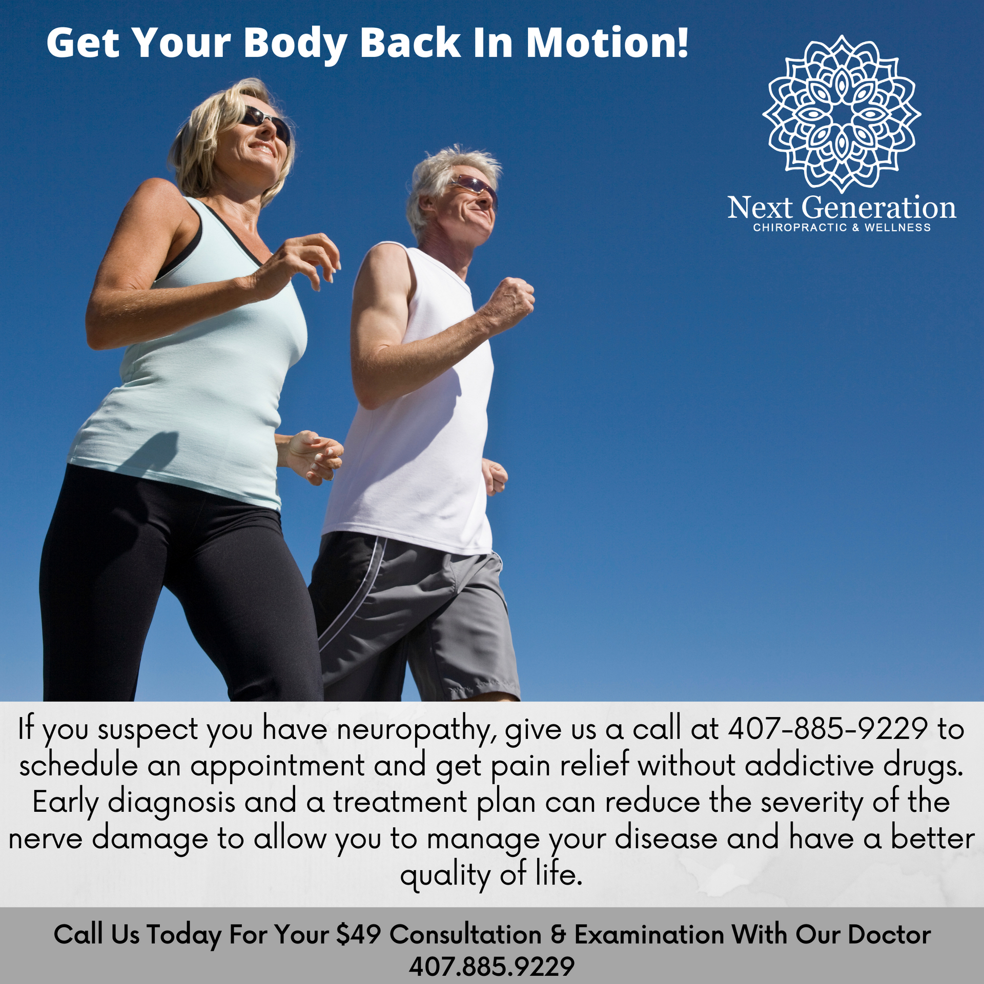 Get your body back in motion