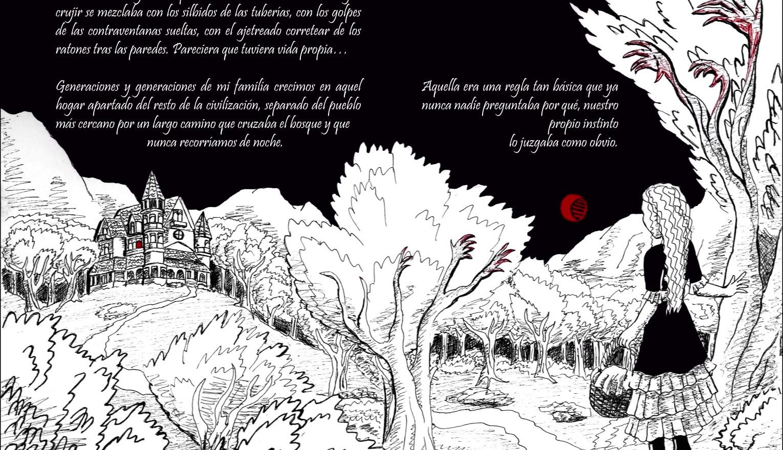 El bosque...