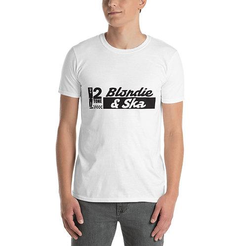 2-Tone Blondie and Ska Short-Sleeve Unisex T-Shirt