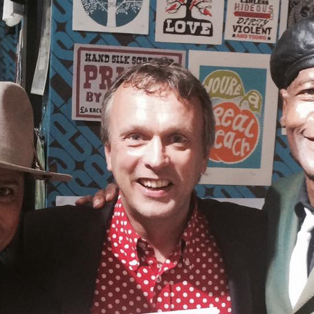 Meeting up with The Selecter