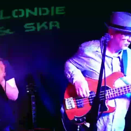 Livestream -  Saturday 7th November, 8pm (UK time).  Join the chat on the Blondie and Ska FB page