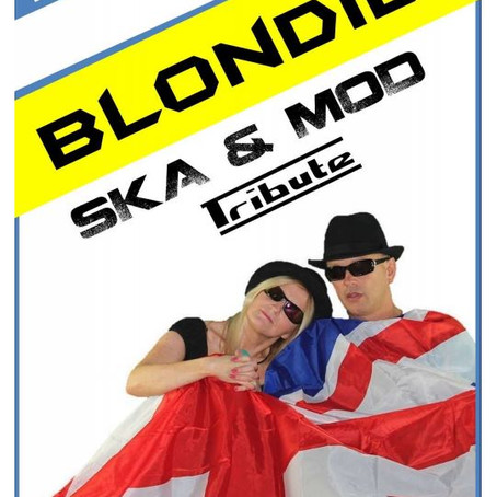 Sunday 8-10pm; Blondie and Ska Live-Stream