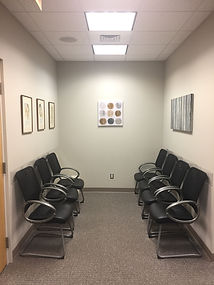 Taunton Dental Waiting Room
