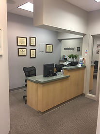 Taunton Dental Front Desk