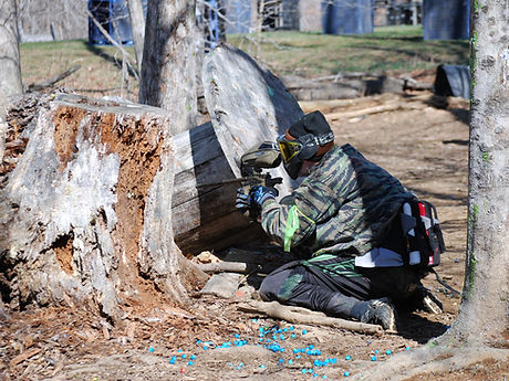Walk-on Paintball Pricing