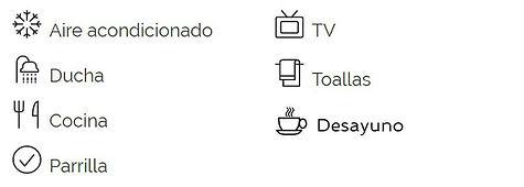 servicios cabañas Don Ambrosio