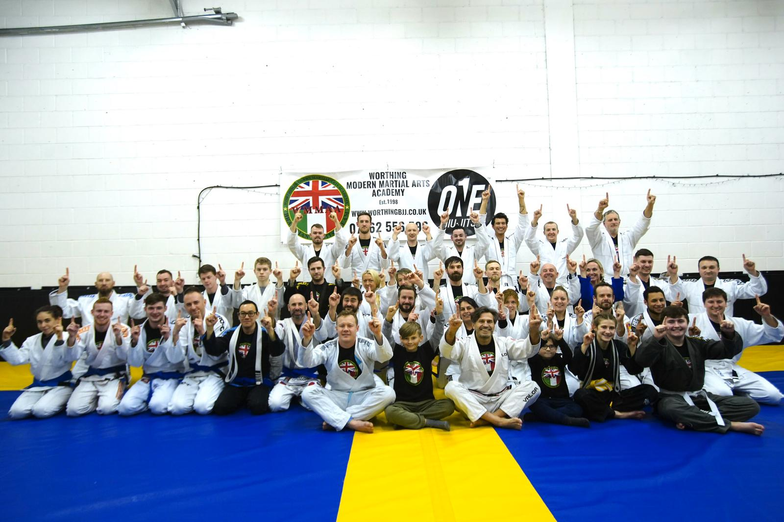 Worthing BJJ Dec 2019