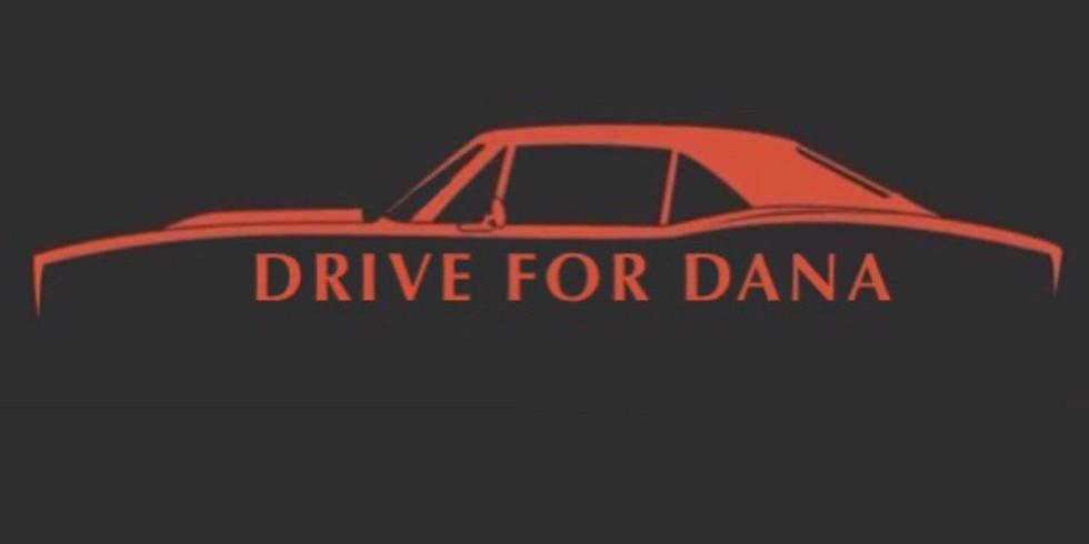 Drive For Dana Car Show