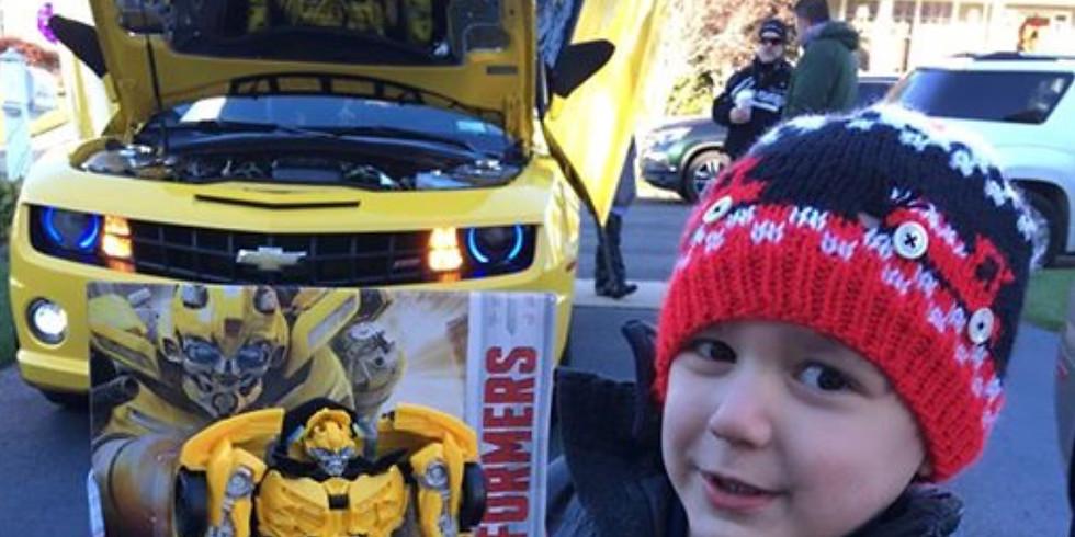 Car Parade for Nicky - Camaros requested