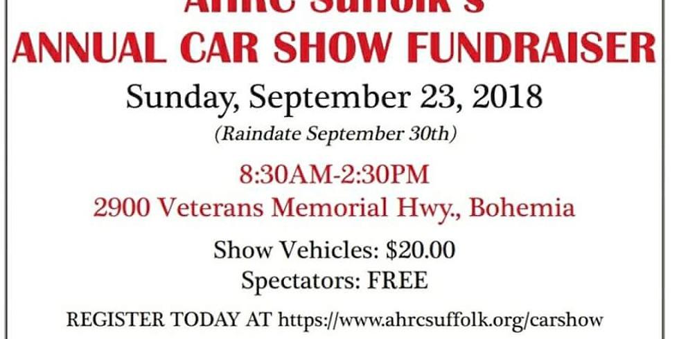 AHRC Annual Car Show