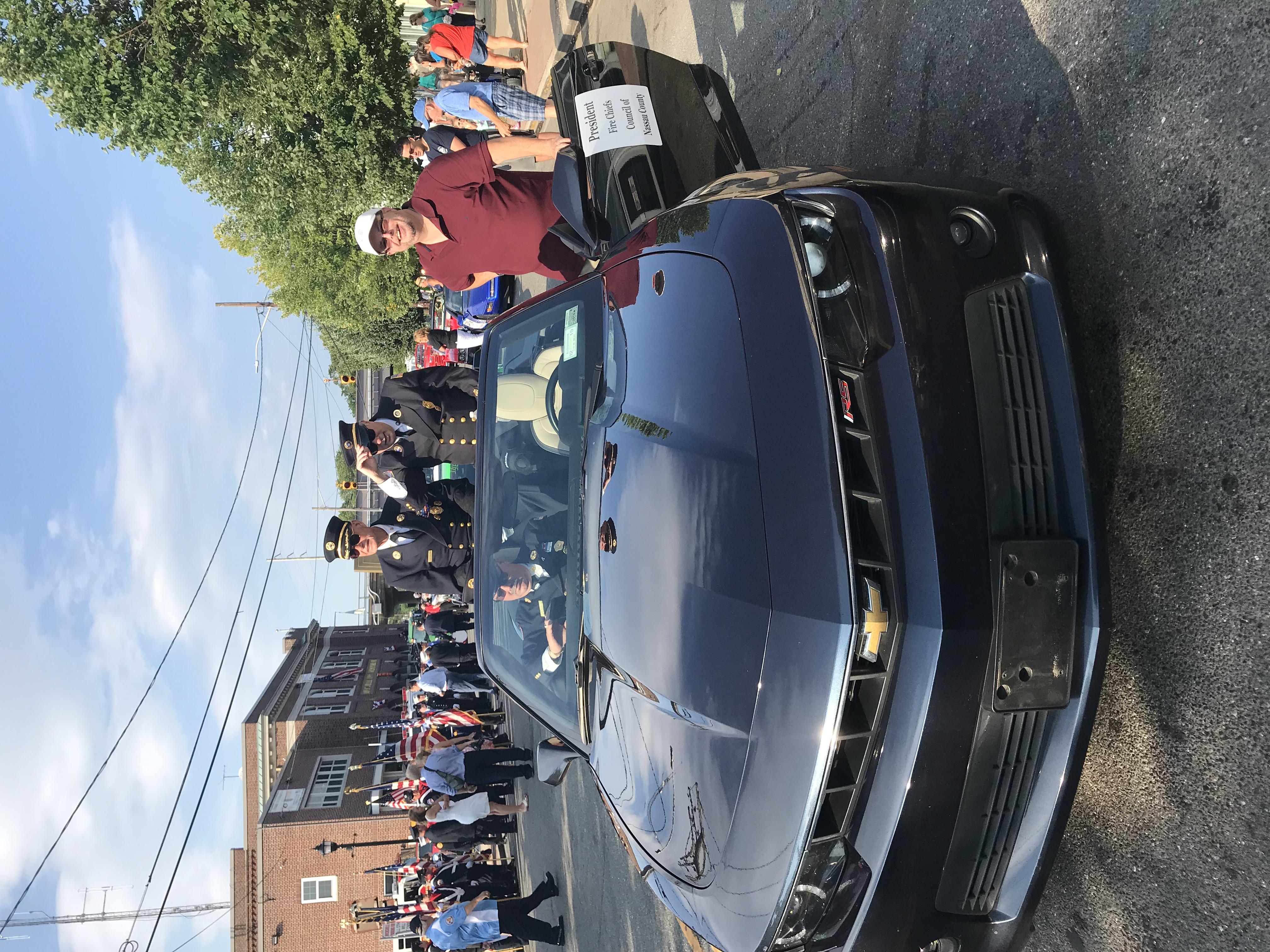 Hicksville Parade