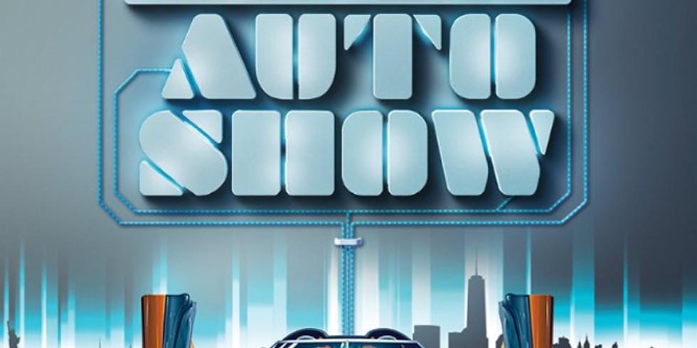 NY5THGEN @ NY International Auto Show