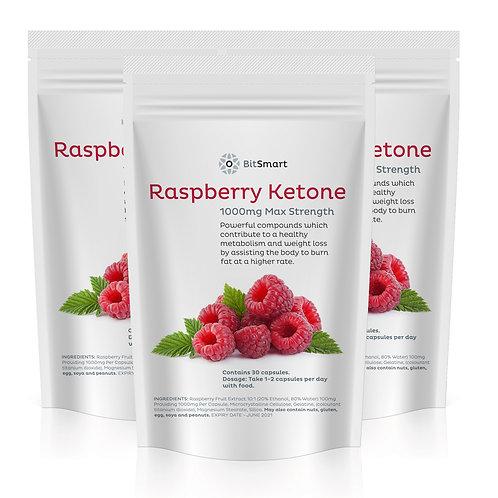Raspberry Ketone (30 Capsules)