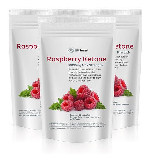 Raspberry Ketone (60 Capsules)