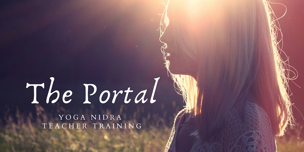 The Portal - Yoga Nidra Teacher Training HYBRID
