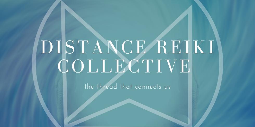 Distance Reiki Collective - June 24.20